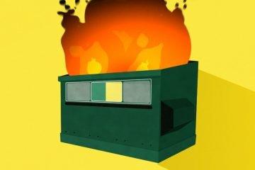 Dumpster - Waste